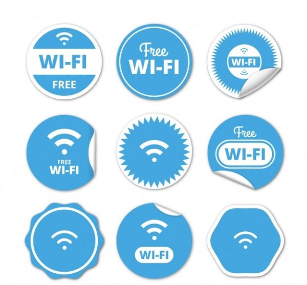 round stickers printing